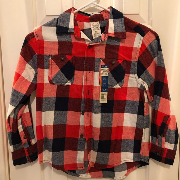 Faded Glory Other - Faded Glory Size M Youth Boys Shirts - Various 4pk